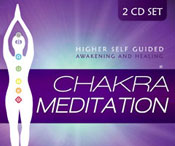 Higher Self Guided Chakra Meditation CD