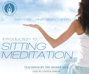 Introduction to Sitting Meditation CD