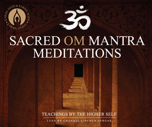 OM Mantra Meditations CD